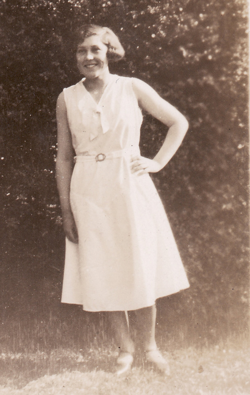 Dilys in 1931