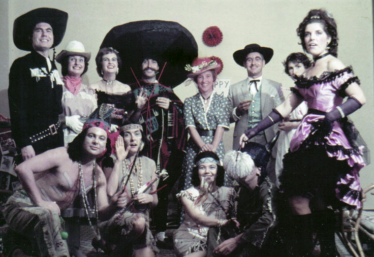 Fancy Dress 1963