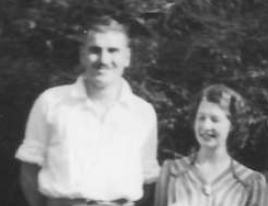 Hal and Ursula in about 1941