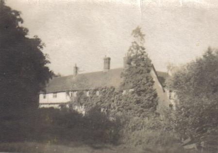 Pond Hall 1942