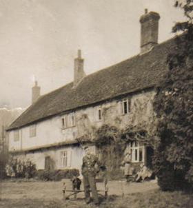 Pond Hall 1944
